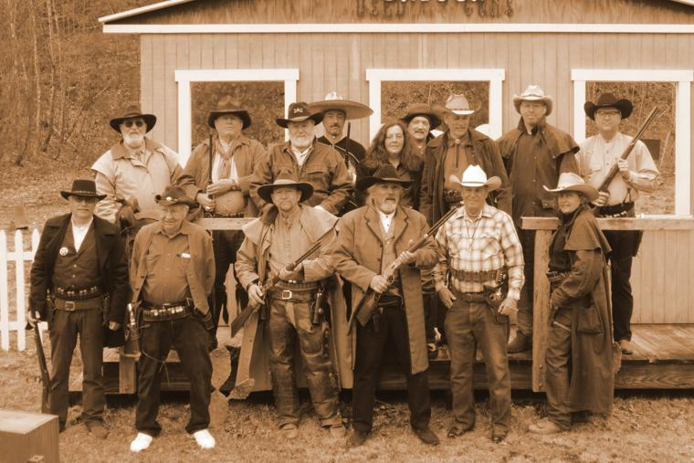 Wanted Crumhorn Cowboys For Old Time Shooting Fun The