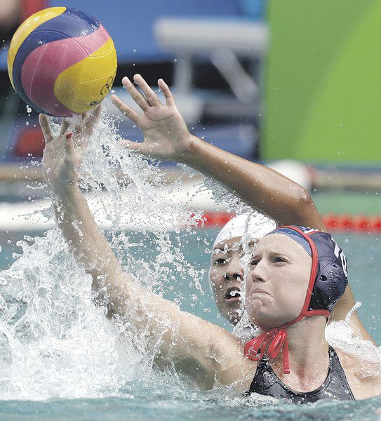 how to keep score in water polo