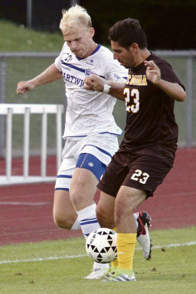 hartwick men Since its inception, hartwick men's soccer has won an ncaa national championship, and made 23 ncaa tournament appearances and four conference appearances,.