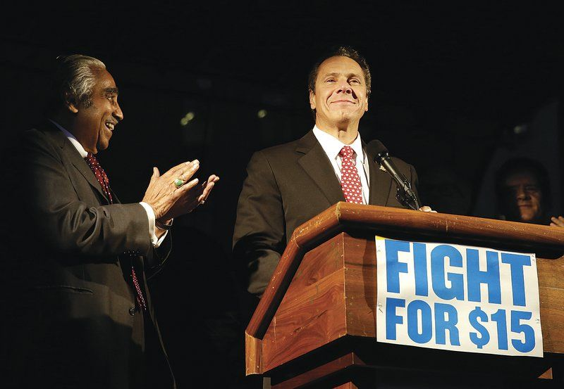 Guest Commentary: N.Y.'s 'Fight for $15' is misguided