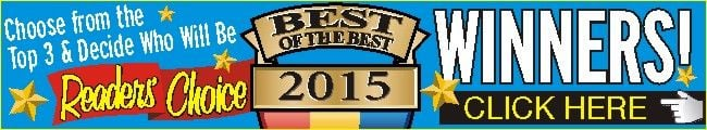 Click here for Our Readers' Choice Contest