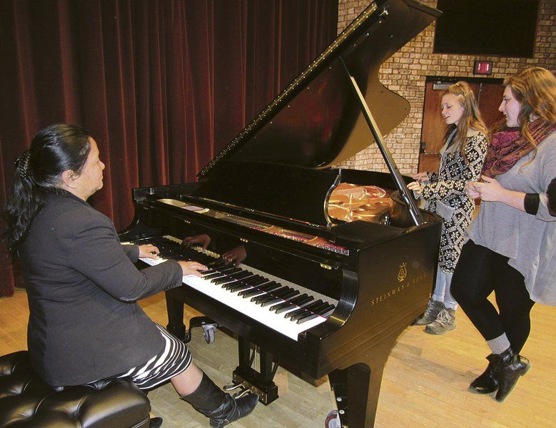 On the Bright Side: Hartwick wins grants for purchase of new piano