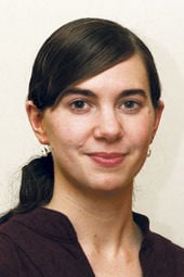 Emily F. Popek: Tuning up the old memory banks
