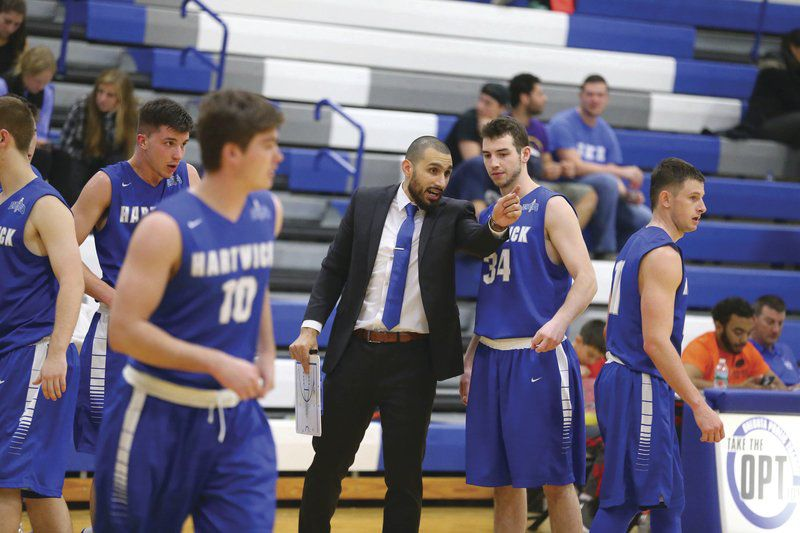 hartwick guys Typically-division iii hartwick college in oneonta, new york, has announced a significant change to its athletics offerings that includes cutting women's water polo team, effective at the end of the current season.