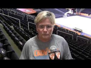 Lady Vol Basketball: Holly Warlick - Signing Day (11/12/14)