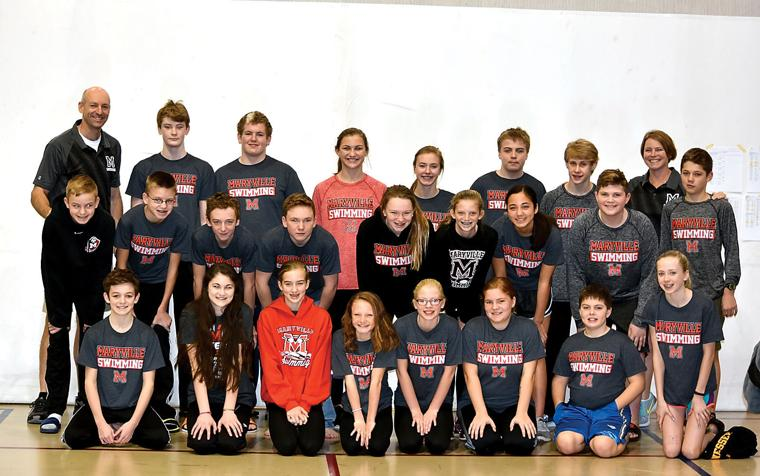 Maryville middle school wins southeastern swim and diving - Deans community high school swimming pool ...