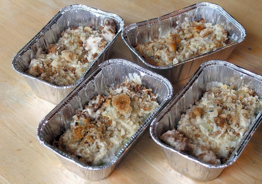 Freezer meals are topic to mark milestone for column - The