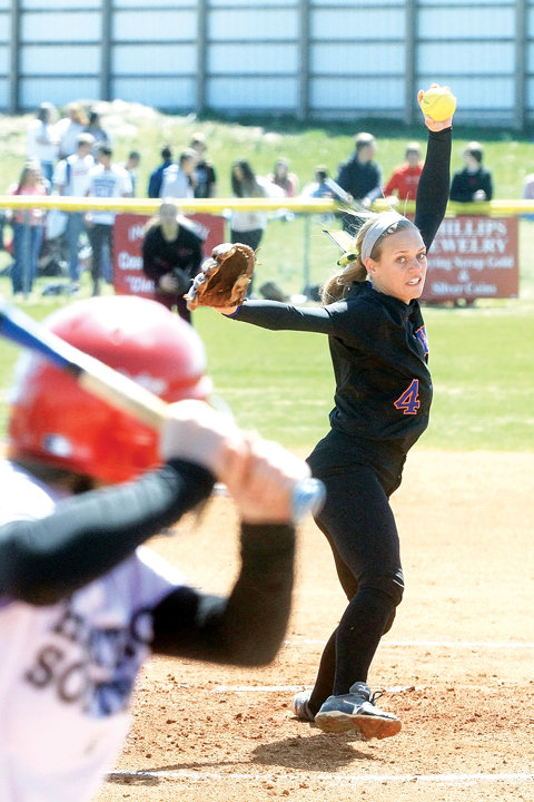 Hodag softball rides big first inning to regional win over ...