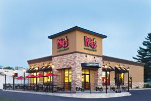 Moe's Southwest Grill exterior