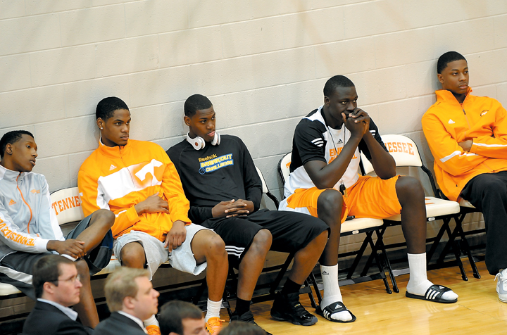 Tennessee Basketball Players Tennessee Basketball Players