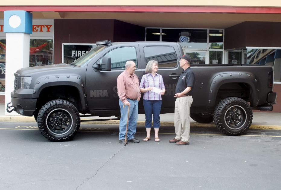 maryville woman wins  truck  nra sweepstakes  daily times news
