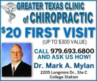 Greater Texas Clinic Of Chiropractics