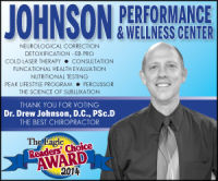 Johnson Performance and Wellness Center