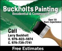 Buckholt's Painting