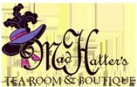 Mad Hatter's Tea Room