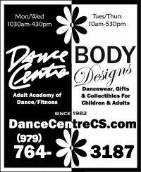 Dance Centre/Body Designs