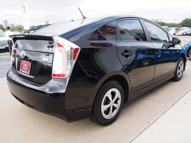 Toyota Prius Black - Likegrass.com