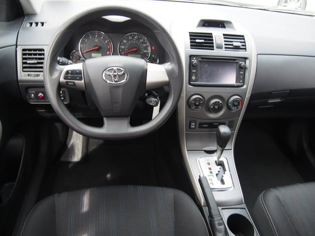 Toyota Corolla s 2013 Black 2013 Black Sand Pearl Toyota