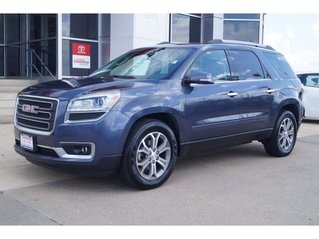 2013 Atlantis Blue Metallic GMC Acadia - The Eagle: Car