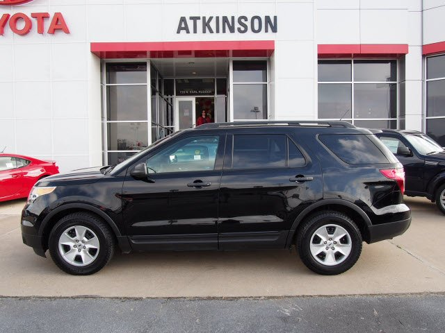 2012 black ford explorer - Ford Explorer 2012 Black