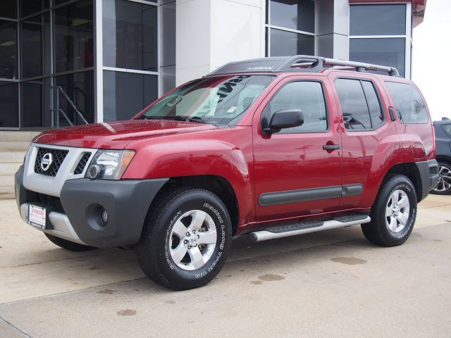 2013 nissan xterra the eagle car. Black Bedroom Furniture Sets. Home Design Ideas
