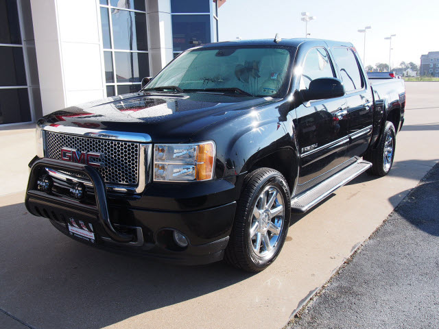 2008 onyx black gmc sierra 1500 the eagle truck. Black Bedroom Furniture Sets. Home Design Ideas