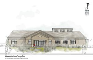 Texas A&M getting new 11,000-square-foot avairy