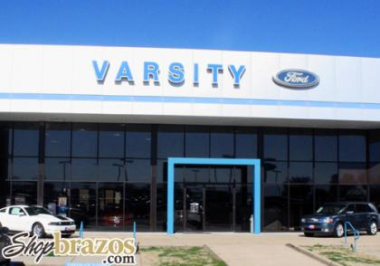varsity ford college station tx. Black Bedroom Furniture Sets. Home Design Ideas