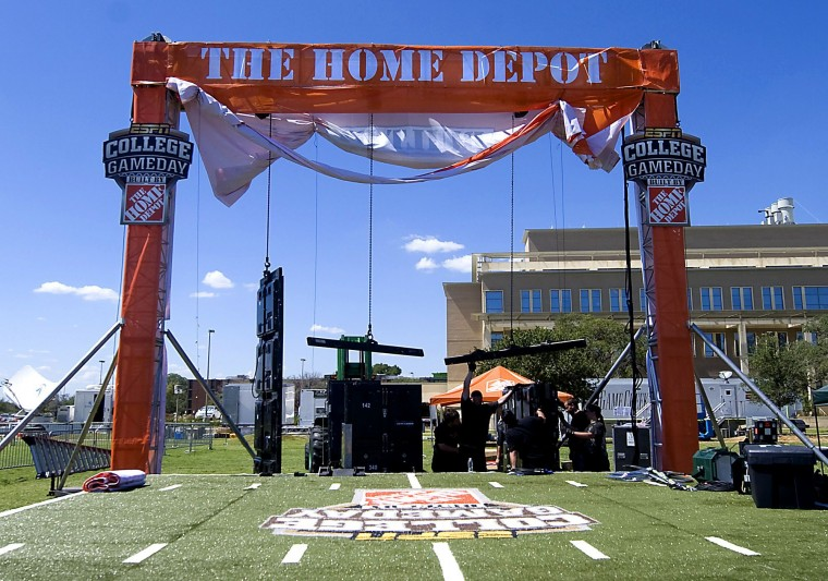 10 things we'd like to see on 'GameDay'