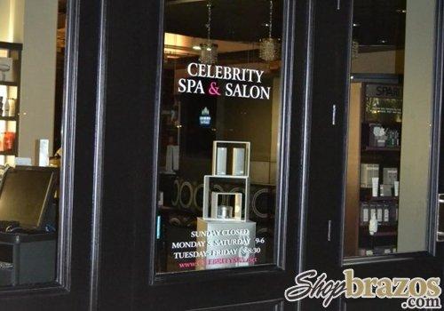 Celebrity Spa College Station Tx