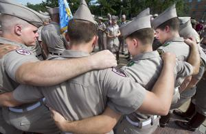 Corps of Cadets outfit reactivation