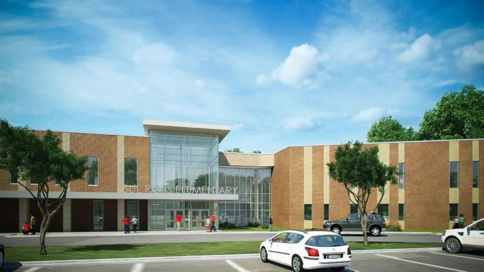 Bryan School Board Approves New Design For Sul Ross