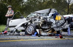 Eagle Bend Car Accident