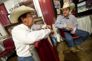 Beef Cattle Short Course lassoes ranchers