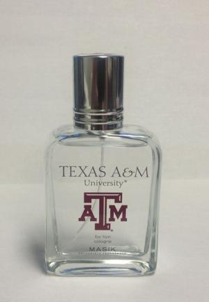 Texas A&M cologne, perfume to offer scent of Aggie spirit