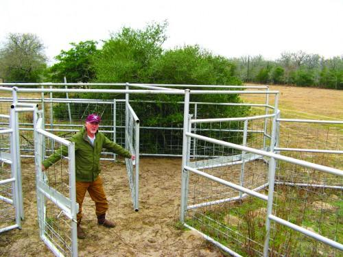 Do Fence Me In Design Corrals To Fit The Operation Land