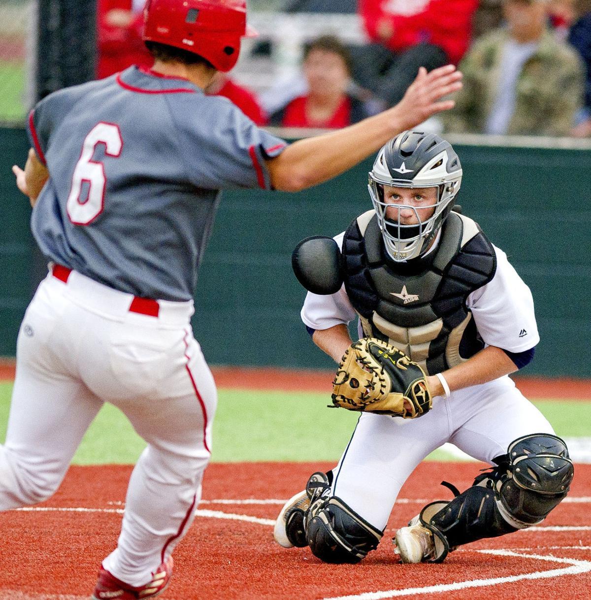 Bryan Baseball Team Drops Opener To Tomball 3 1 Baseball