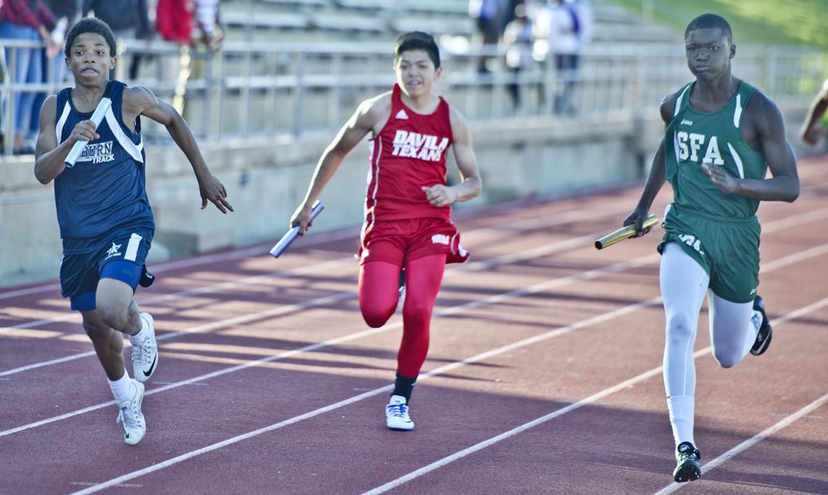 straub middle school track meet