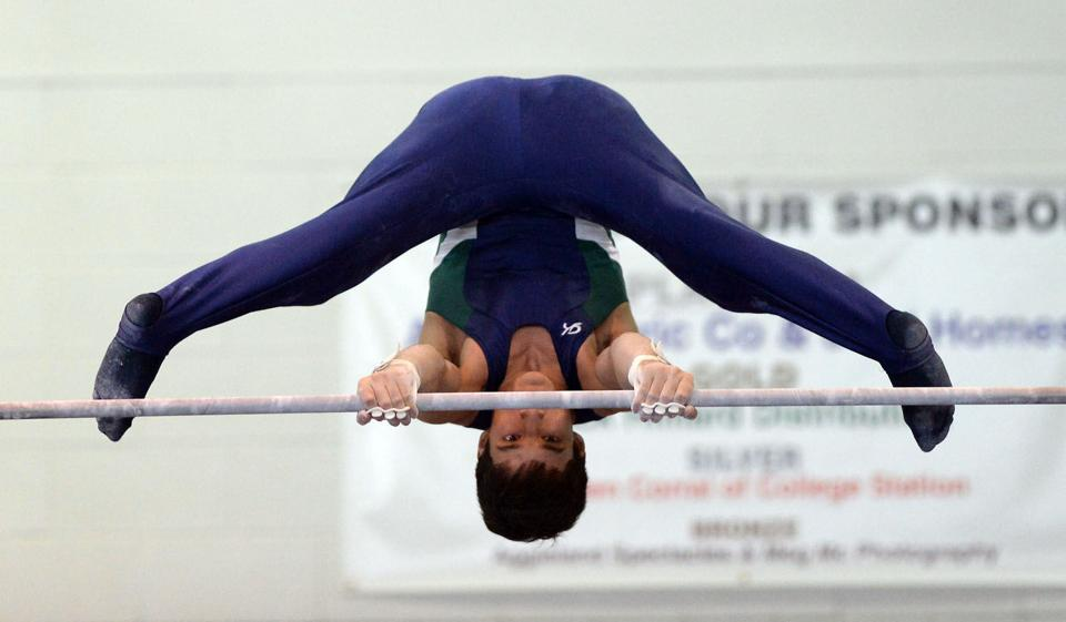 eagle ridge gymnastics meet