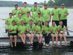 Texas A&M concrete canoe team to compete at national event