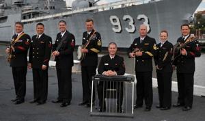 Sailors to sing in Bryan
