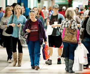 Bryan-College Station sees strong kick off to holiday shopping season