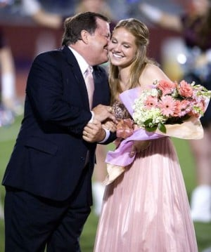 A&M Consolidated homecoming queen