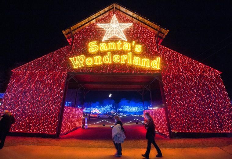 Take A Step Into Santa S Wonderland The Eagle News
