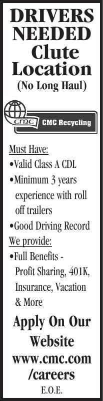 Commercial Metals Needs Drivers