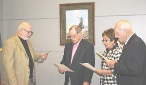 Alvin Community College board