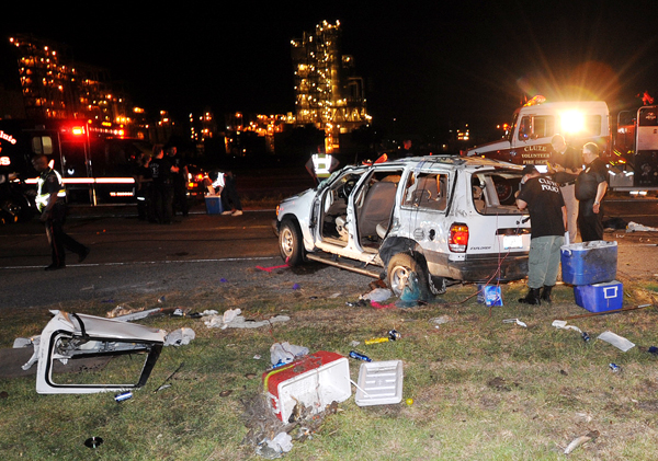Clute accident2