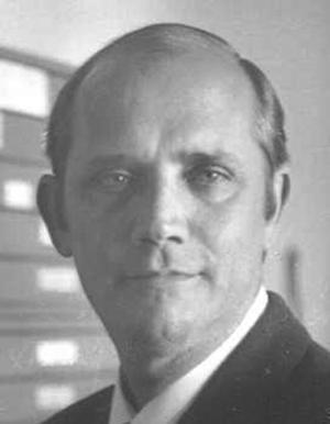 Retired Major William G. Conklin