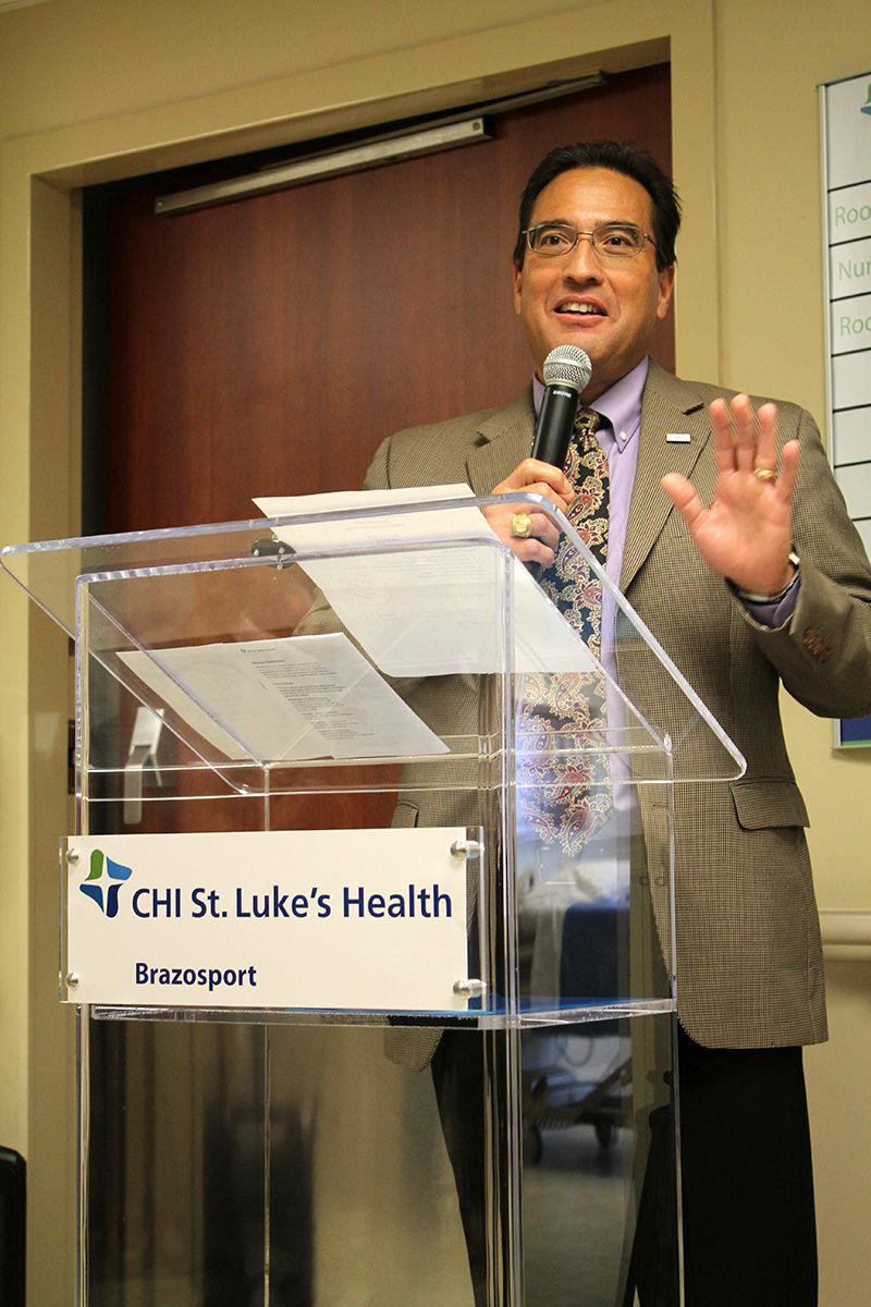 CHI St. Luke's Brazosport dedicates Mabee Foundation ...