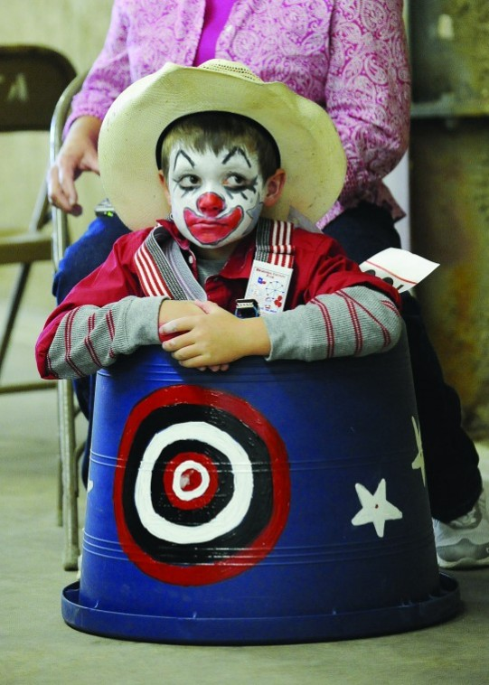 Rodeo Clown Faces http://thefacts.com/news/collection_695cbf1a-d987-11df-b4e4-001cc4c002e0.html